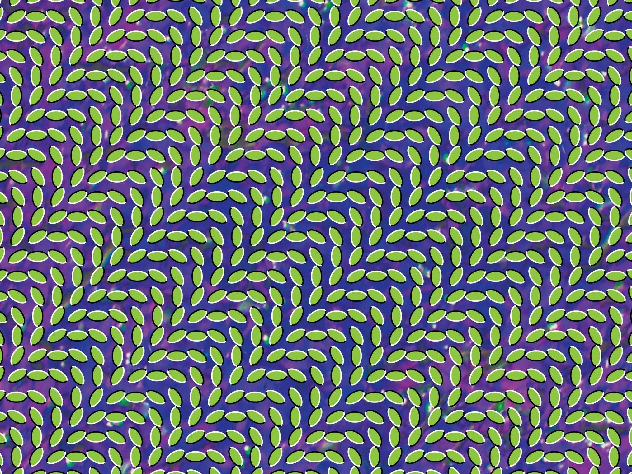 Music Album Covers Wallpaper And Background - Animal Collective Merriweather Post Pavilion , HD Wallpaper & Backgrounds