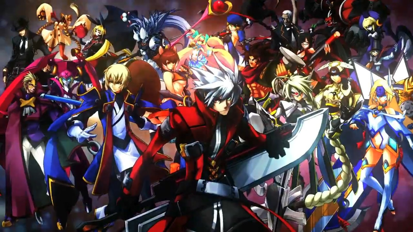 Blazblue Wallpapers 1663781 Hd Wallpaper Backgrounds Download