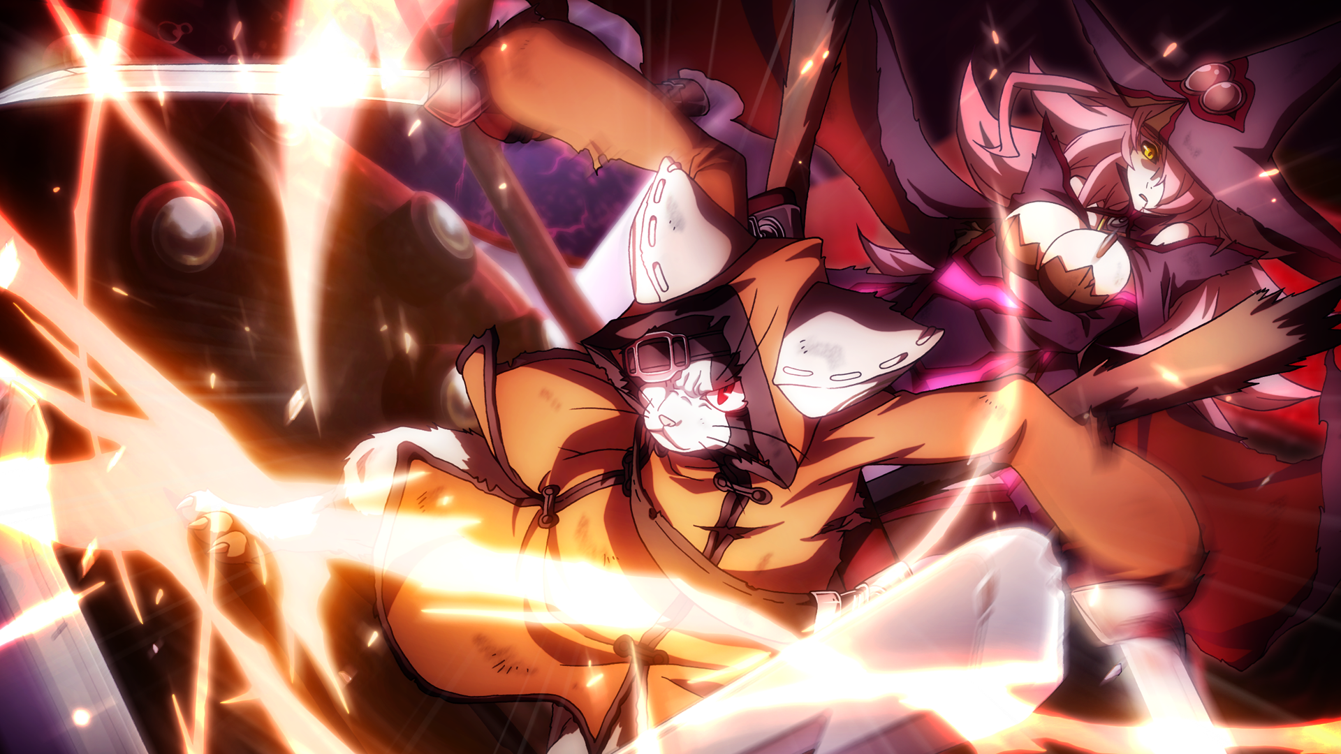 Jubei Blazblue Central Fiction Story Art Jubei Blazblue Central
