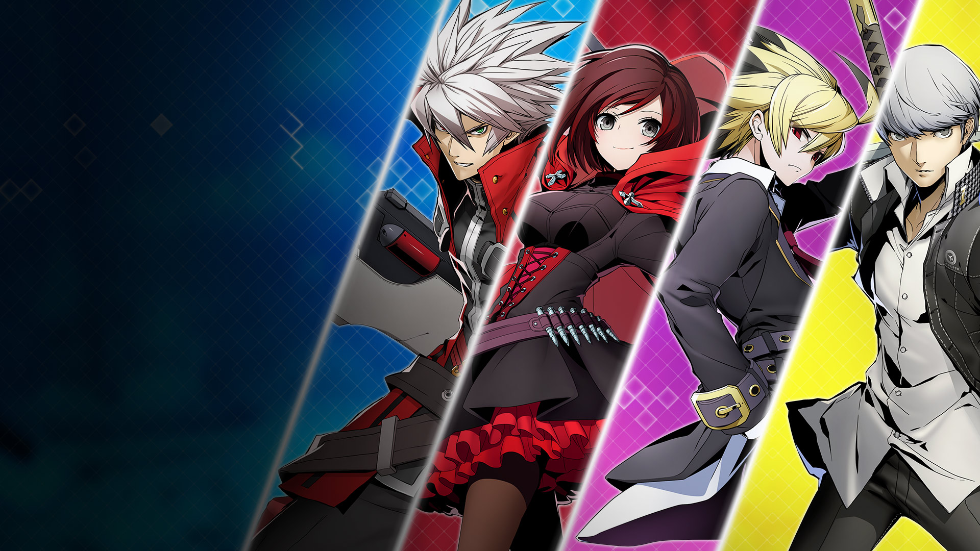 Cross Tag Battle Blazblue Cross Tag Battle 1663995 Hd
