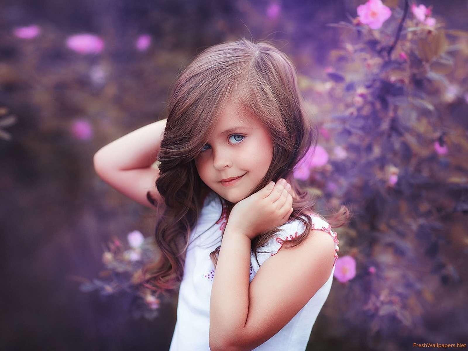 Sweet Girls Wallpaper 1089154 Beautiful Child 1664194 Hd