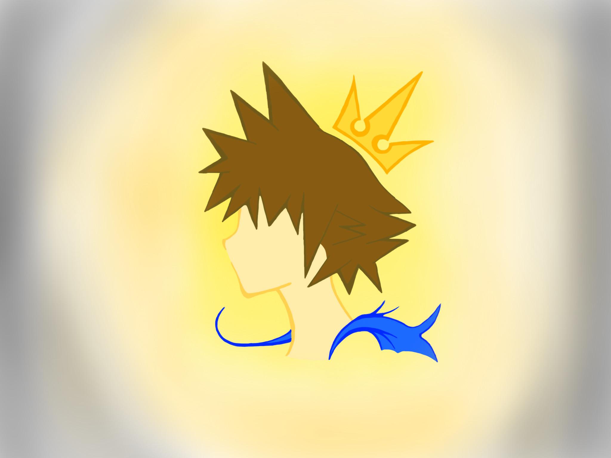 Kingdom Hearts Sora Wallpaper - Sora Kingdom Hearts Hd , HD Wallpaper & Backgrounds