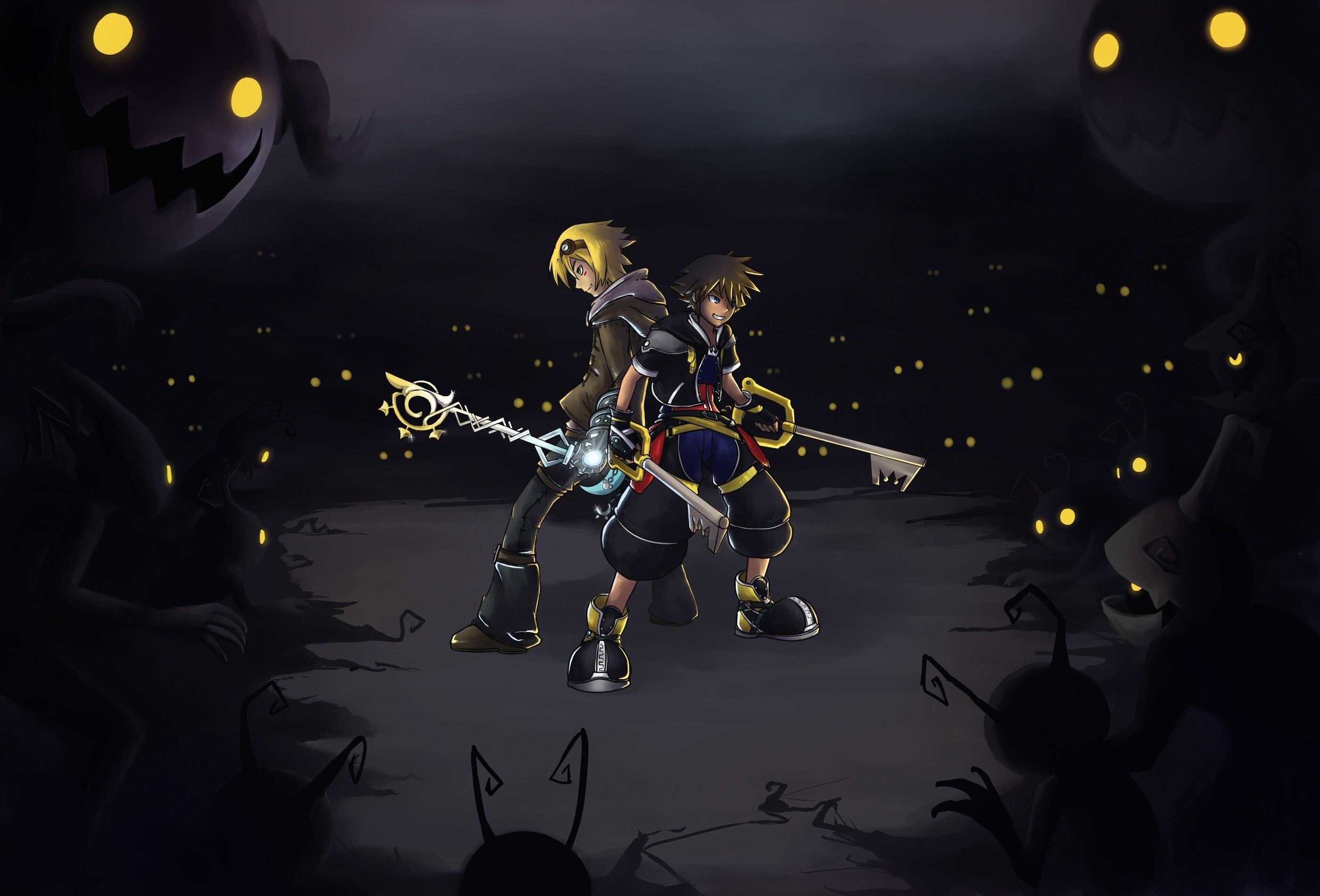 Kingdom Hearts Sora Wallpaper 58 Images Regarding Kingdom - Kingdom Hearts Sora Wallpaper Hd , HD Wallpaper & Backgrounds