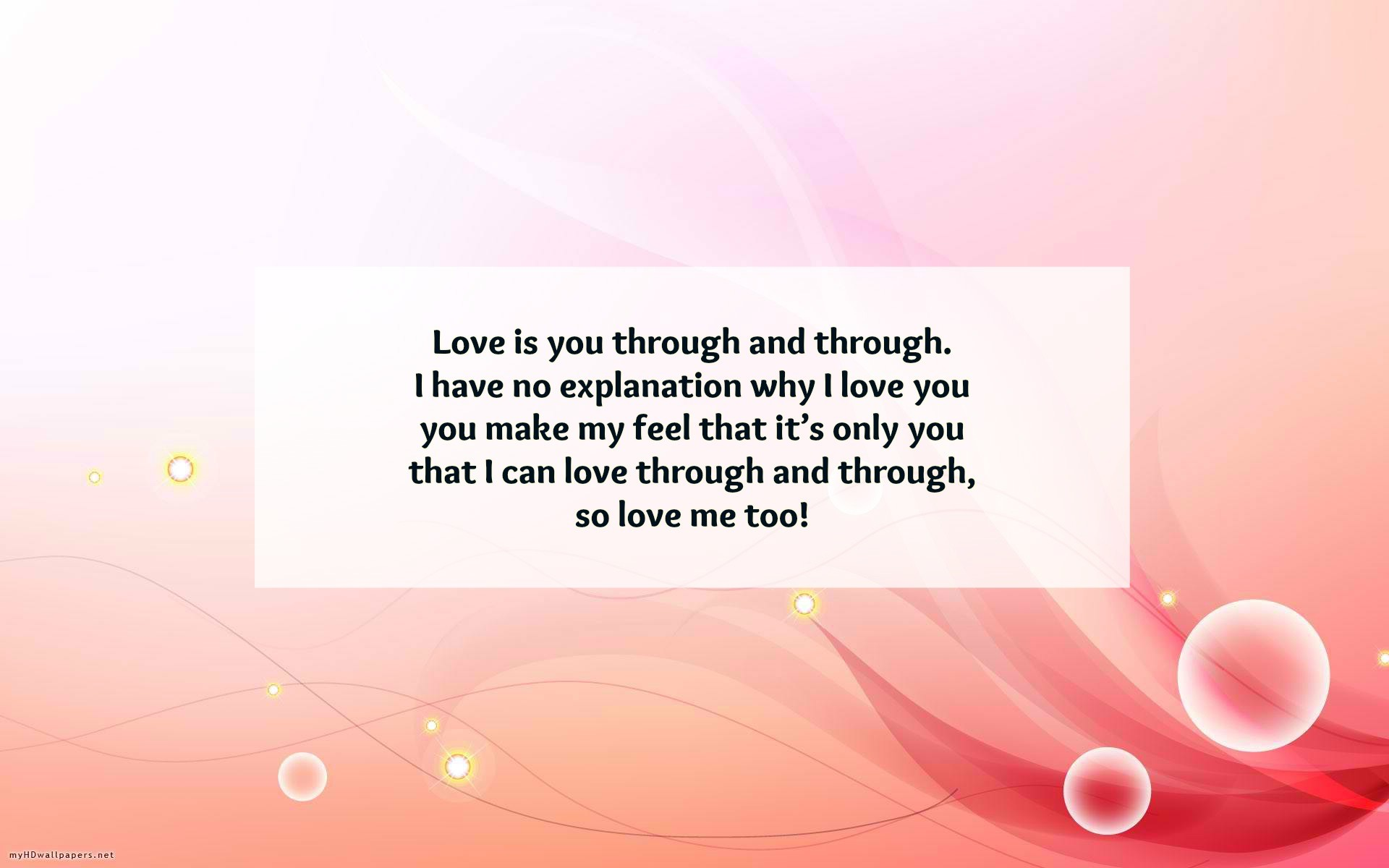 Hello, I Am Your Wallpapers And I Love You Full Hd - Poems To A Friend You Love , HD Wallpaper & Backgrounds
