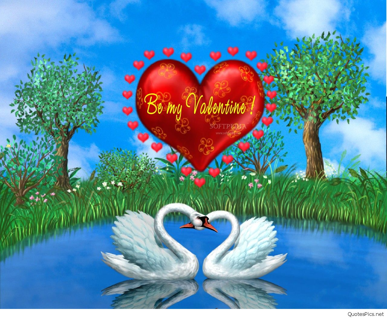 Animated Love Wallpaper For Mobile Phone 254366 Love Animated
