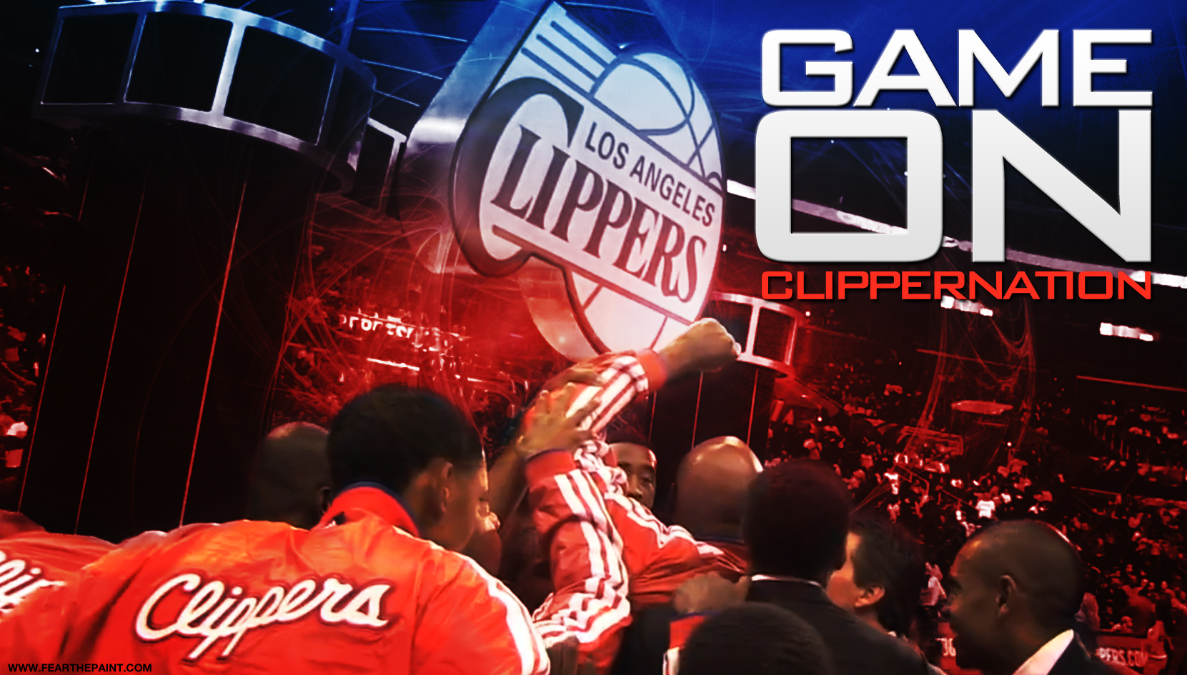 Clippers Wallpaper Sf - Blake Griffin Clippers , HD Wallpaper & Backgrounds