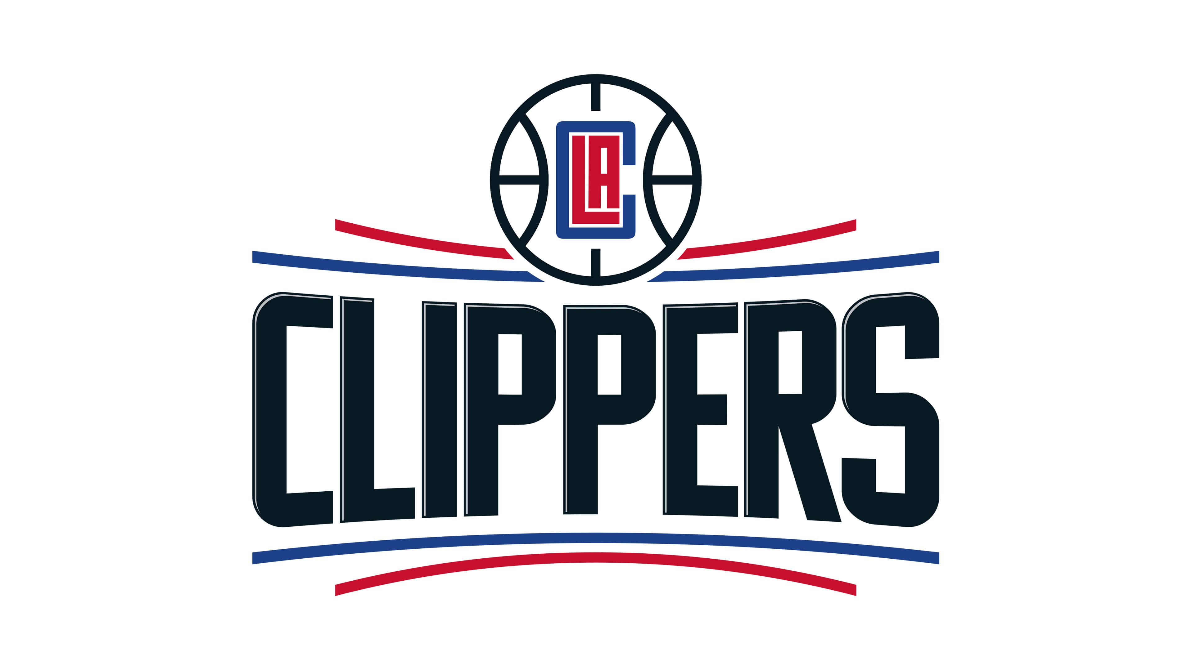 San Antonio Spurs Nba - Los Angeles Clippers Logo 2018 , HD Wallpaper & Backgrounds