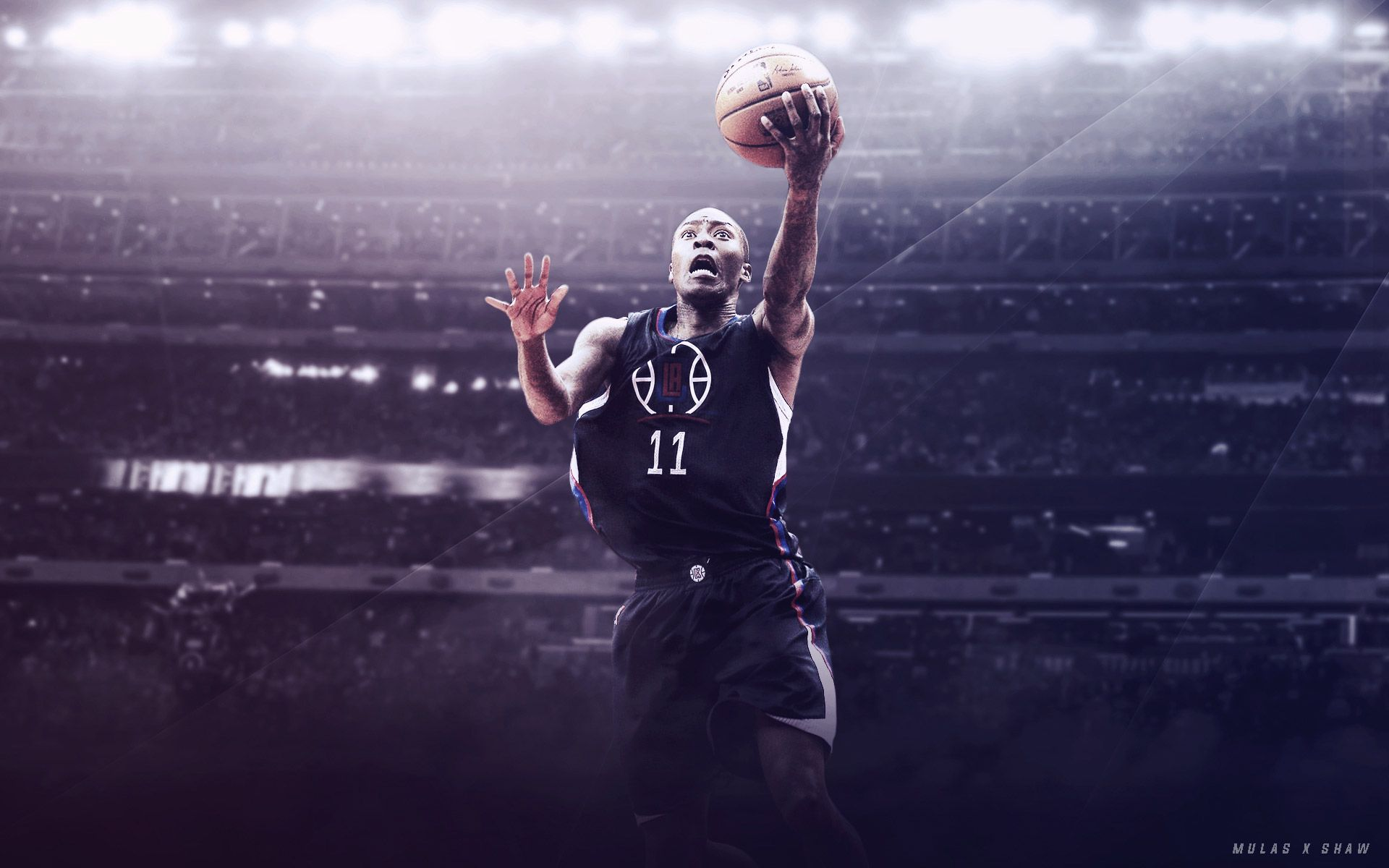 Jamal Crawford Wallpapers Clippers Logo Wallpaper Nba 1673269 Hd Wallpaper Backgrounds Download