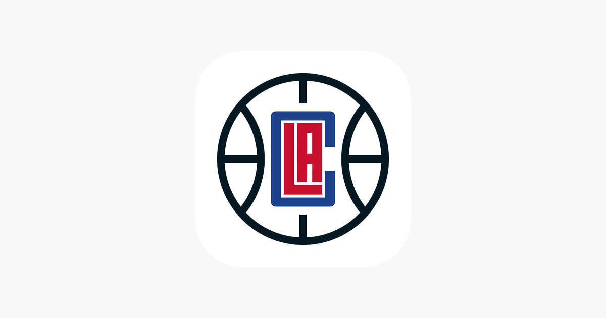 La Clippers On The App Store - Los Angeles Clippers Logo Png , HD Wallpaper & Backgrounds