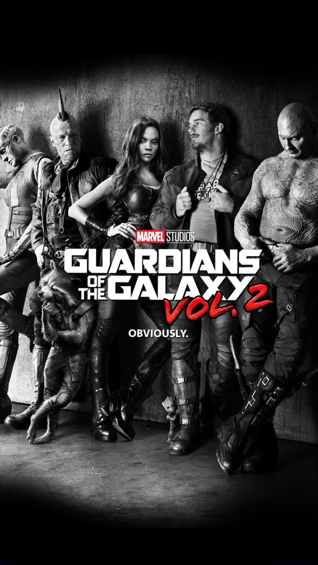 Download Iphone Guardians Of The Galaxy Vol 2 Black 1676405