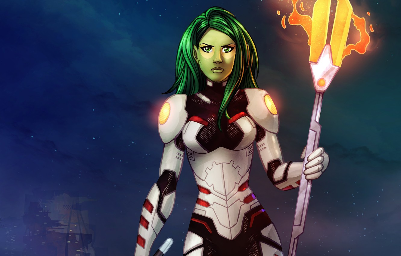Photo Wallpaper Assassin Marvel Comics Guardians Guardians Of