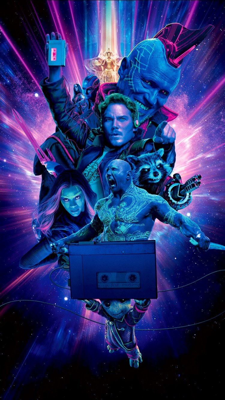 Guardians Of The Galaxy Iphone Wallpaper Guardians Of The Galaxy