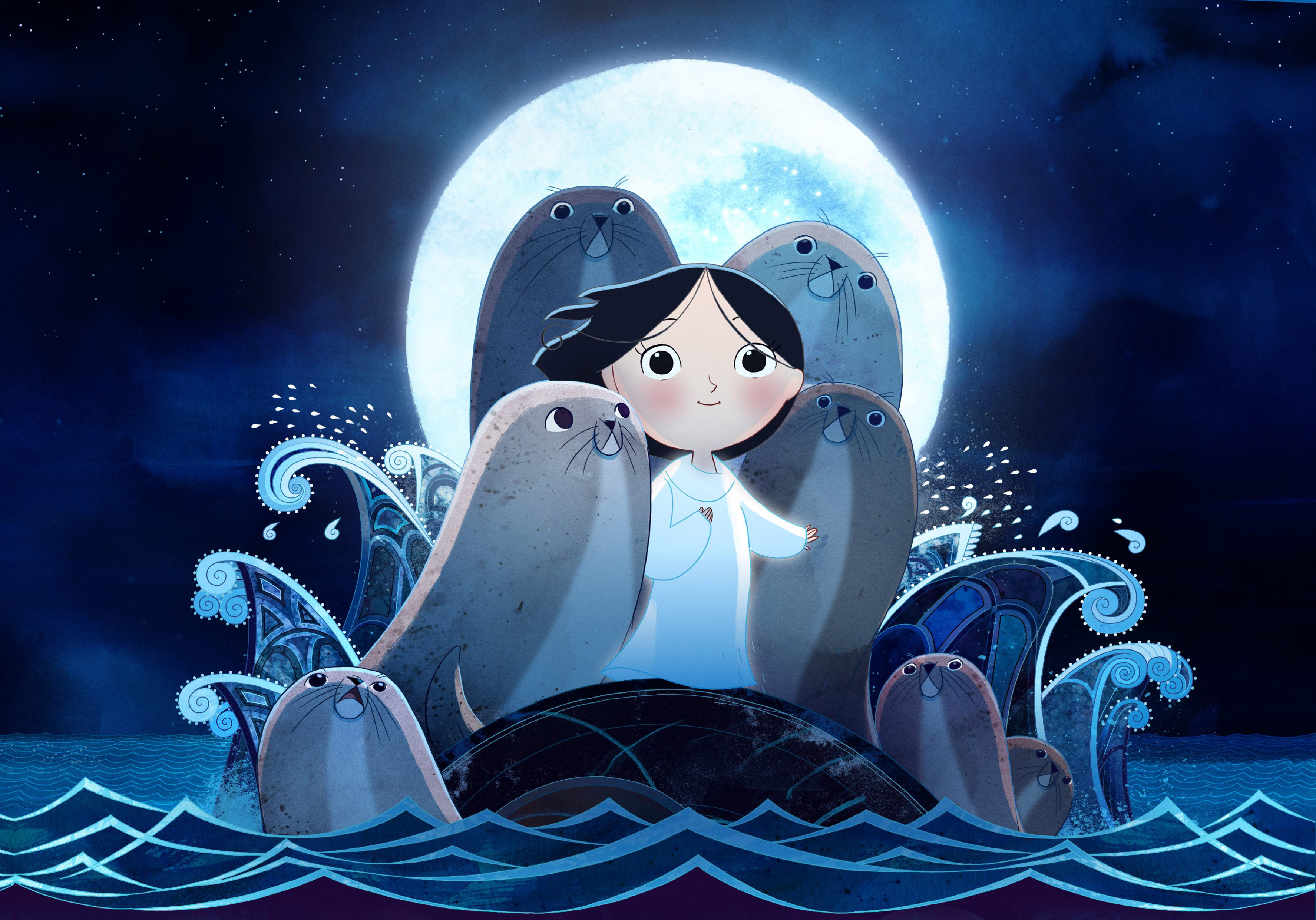 Song Of The Sea Wallpaper Song Of The Sea 1677621 Hd