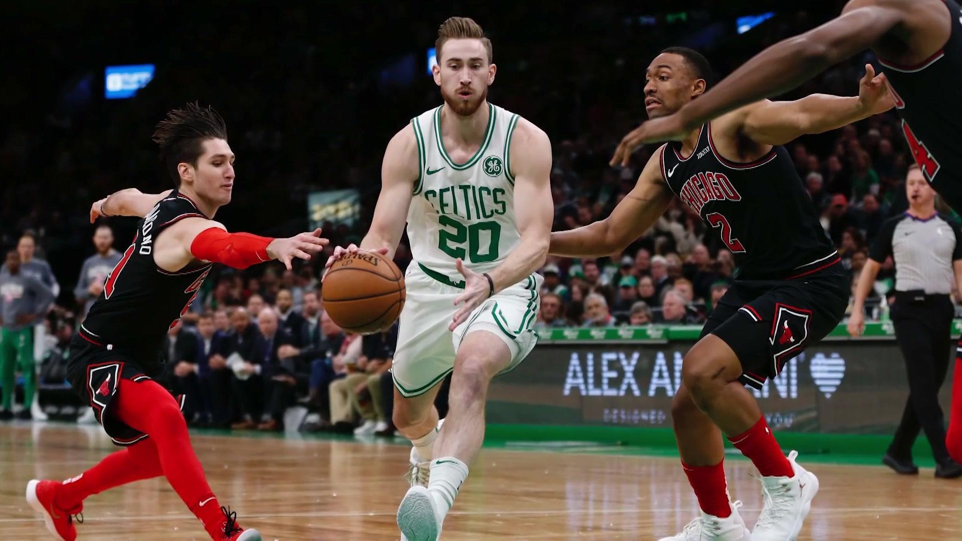 Gordon Hayward Celtics , HD Wallpaper & Backgrounds