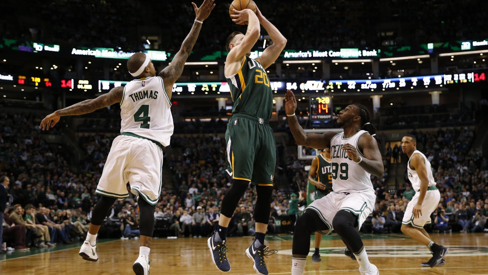 Gordon Hayward Has 'significant Concerns' About Playing - Basketball Moves , HD Wallpaper & Backgrounds