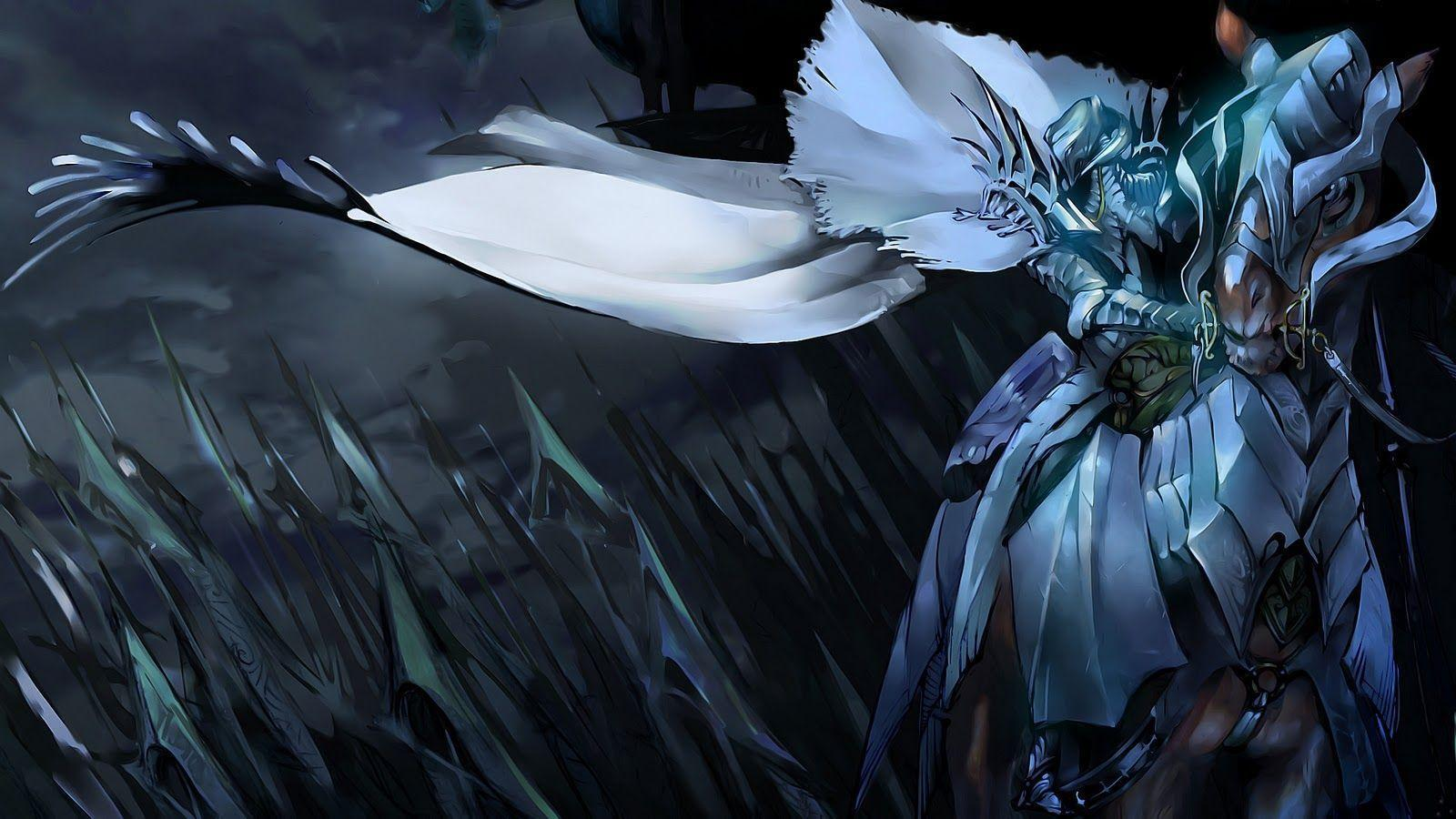 3d Animation 5 Hd Screensavers White Knight Chronicles