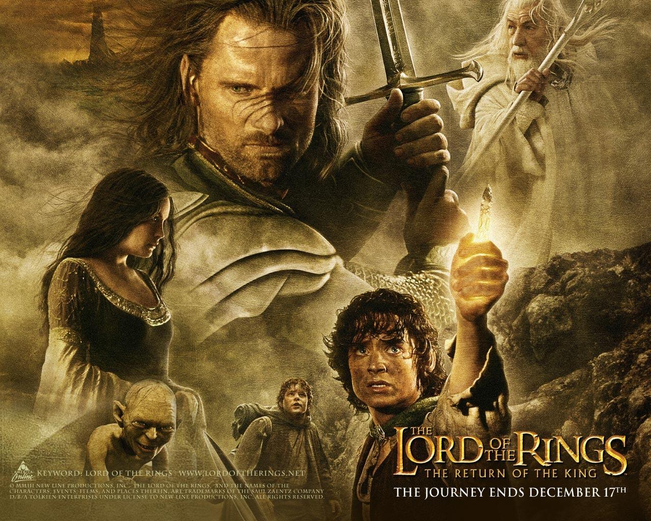 Der Herr Der Ringe Wallpaper - Lord Of Ring 3 , HD Wallpaper & Backgrounds