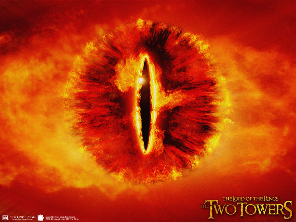 Lord Of The Rings Wallpaper Eye Of Sauron 4k 1679133 Hd