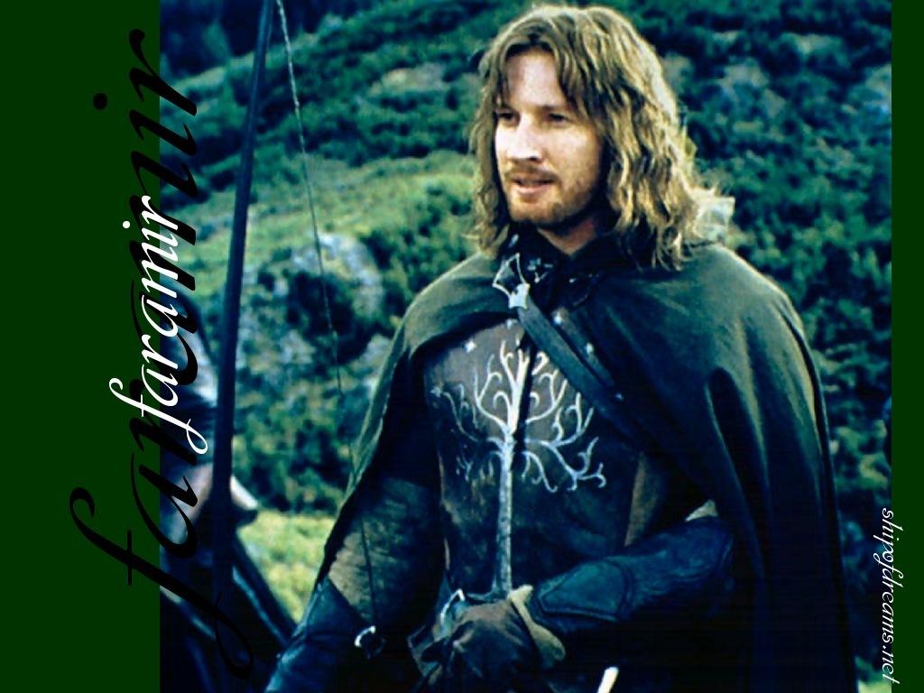 Der Herr Der Ringe Images Faramir Hd Wallpaper And - Faramir Battles Lord Of The Rings , HD Wallpaper & Backgrounds
