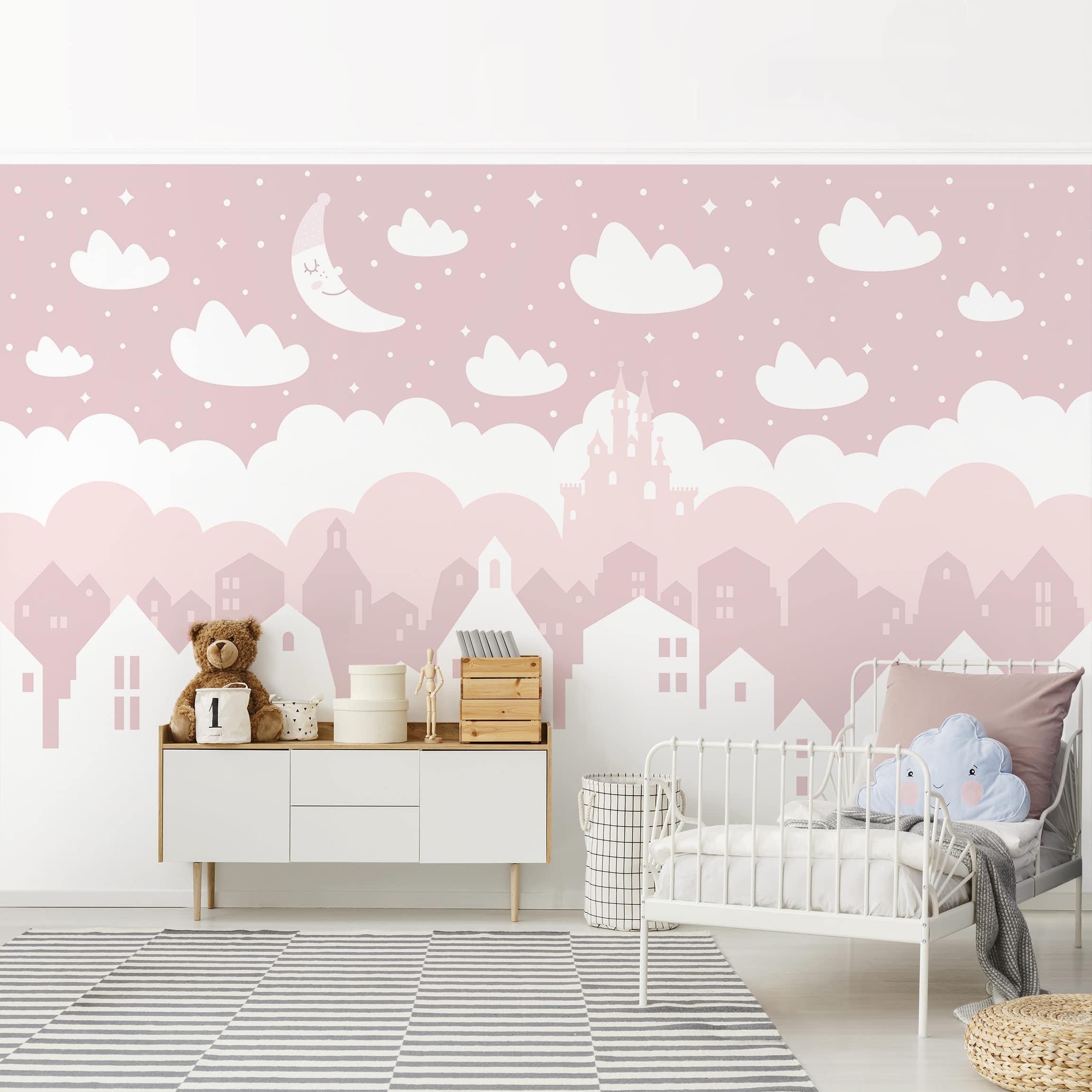 Carta Da Parati Immagini photo wall mural - carta da parati nuvolette (#1679671) - hd