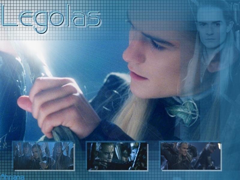 Der Herr Der Ringe Images Legolas Hd Wallpaper And - Legolas Lord Of The Rings , HD Wallpaper & Backgrounds