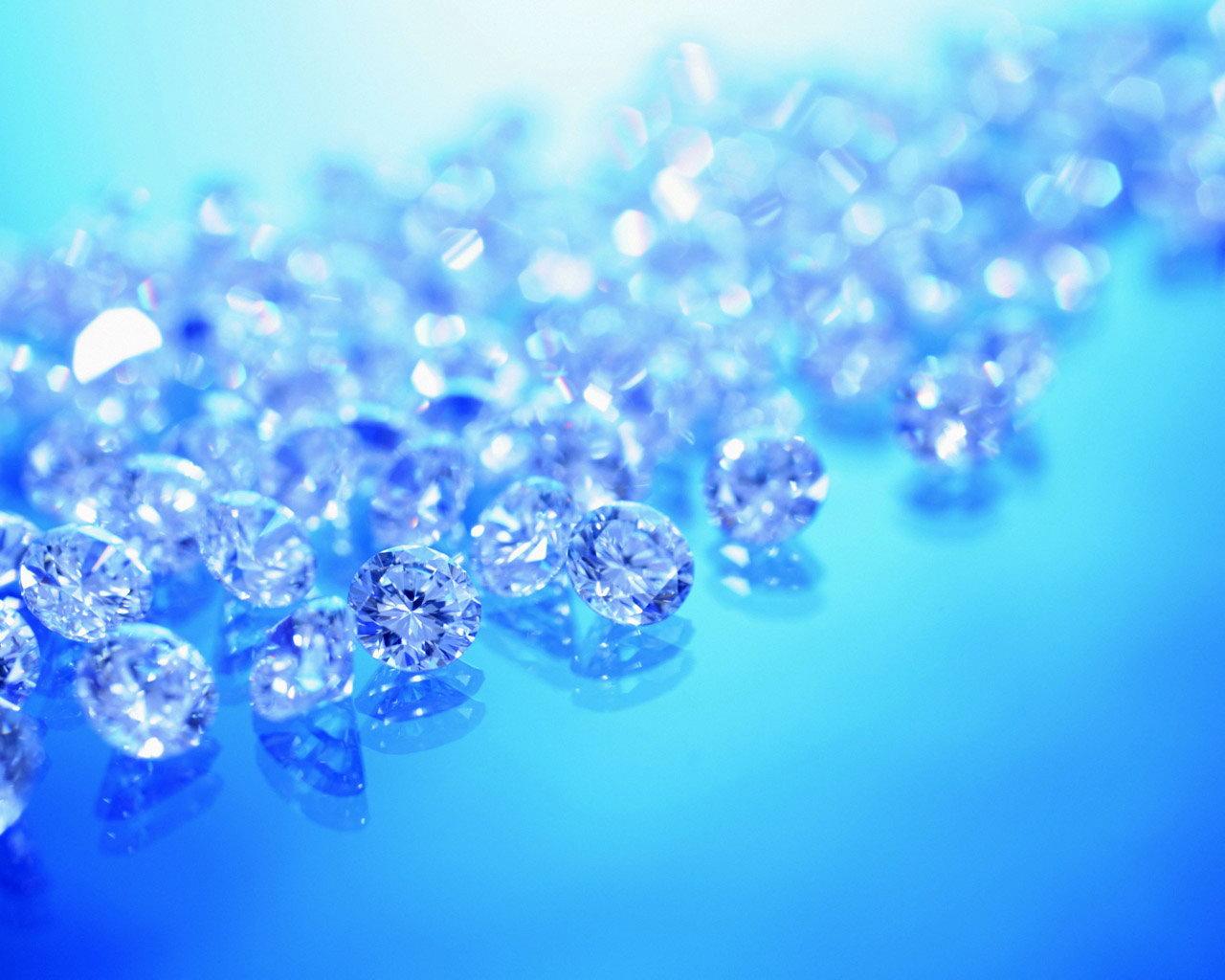 Hd Wallpapers Lightblue Blue Crystal Heart Background 1685400