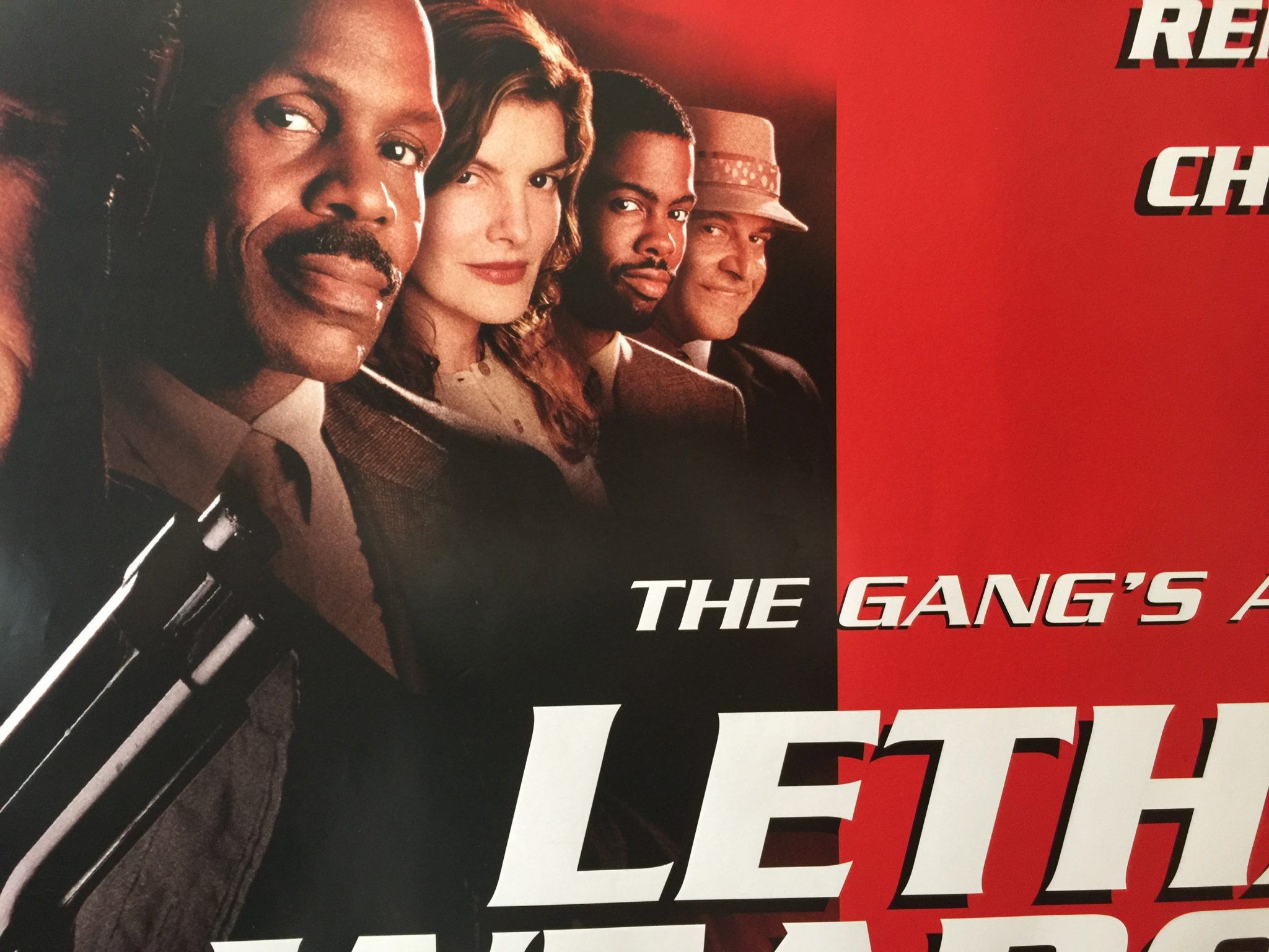 Lethal Weapon 4 Uk Quad Lethal Weapon 4 1998 Movie 1685962 Hd Wallpaper Backgrounds Download