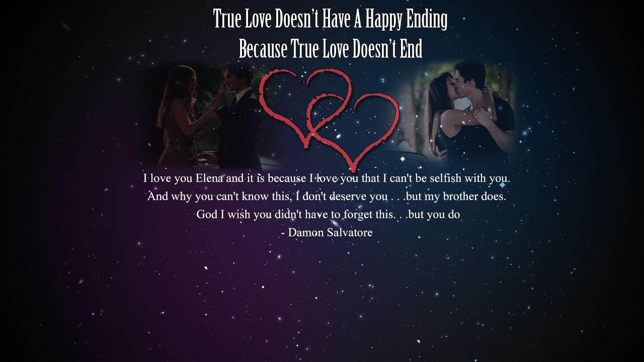 Delena True Love Wallpaper - Poster , HD Wallpaper & Backgrounds