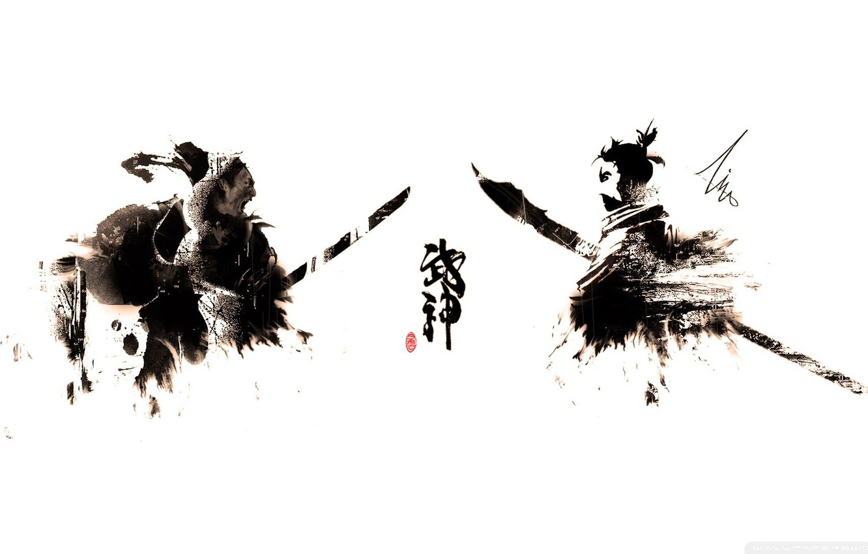 Photo Wallpaper Japan Duty Samurai Asian Japanese