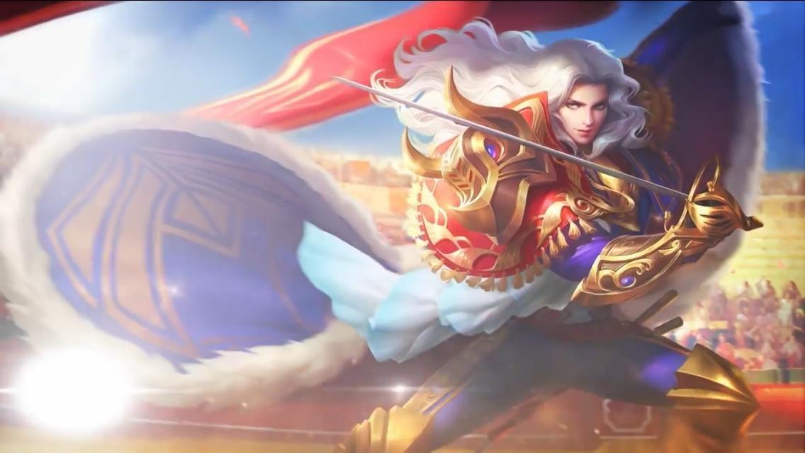 5 Wallpaper Hero Lancelot Hd Keren Untuk Android Royal