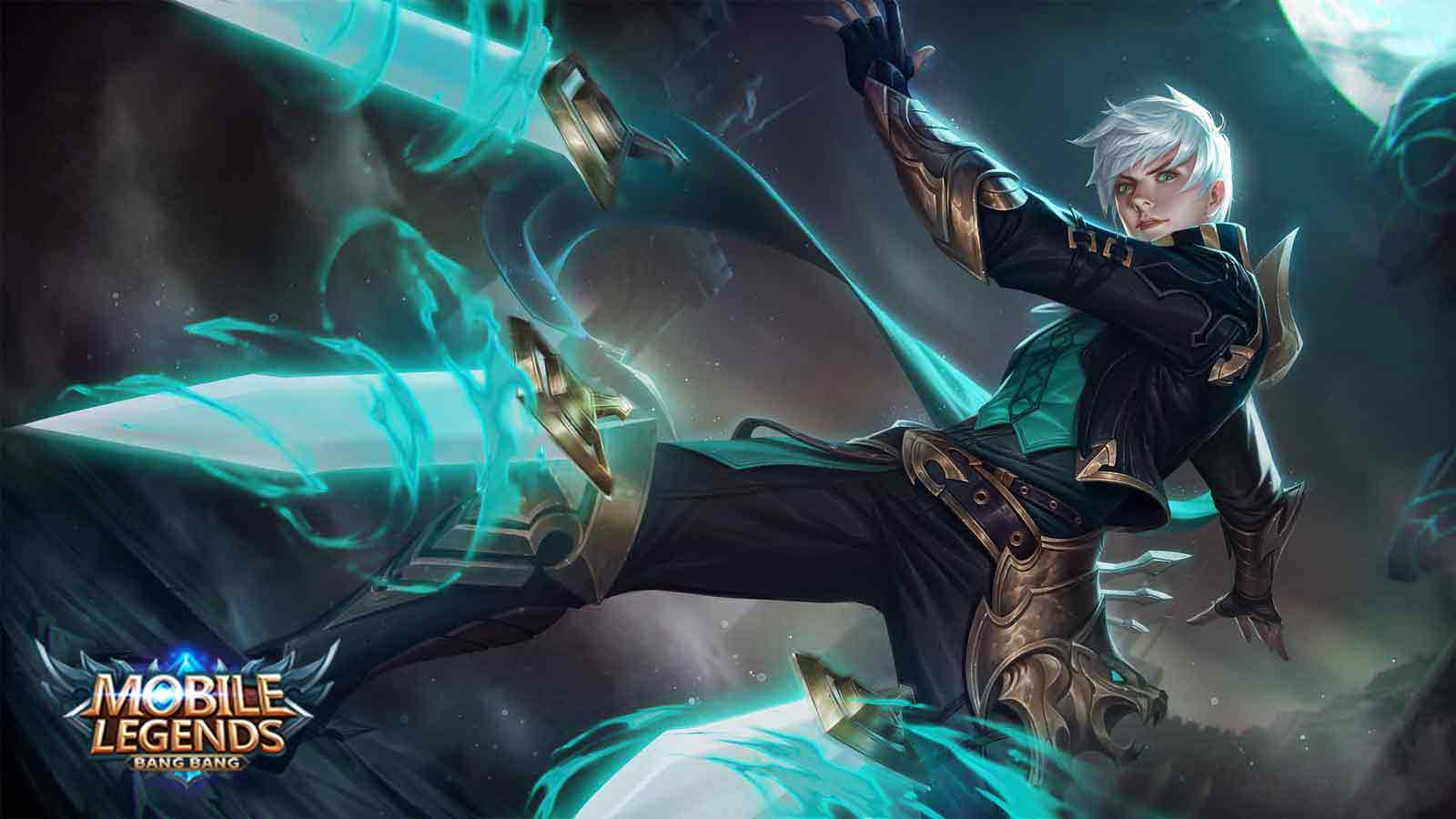 Mobile Legends Wallpapers Skin Gusion Mobile Legend