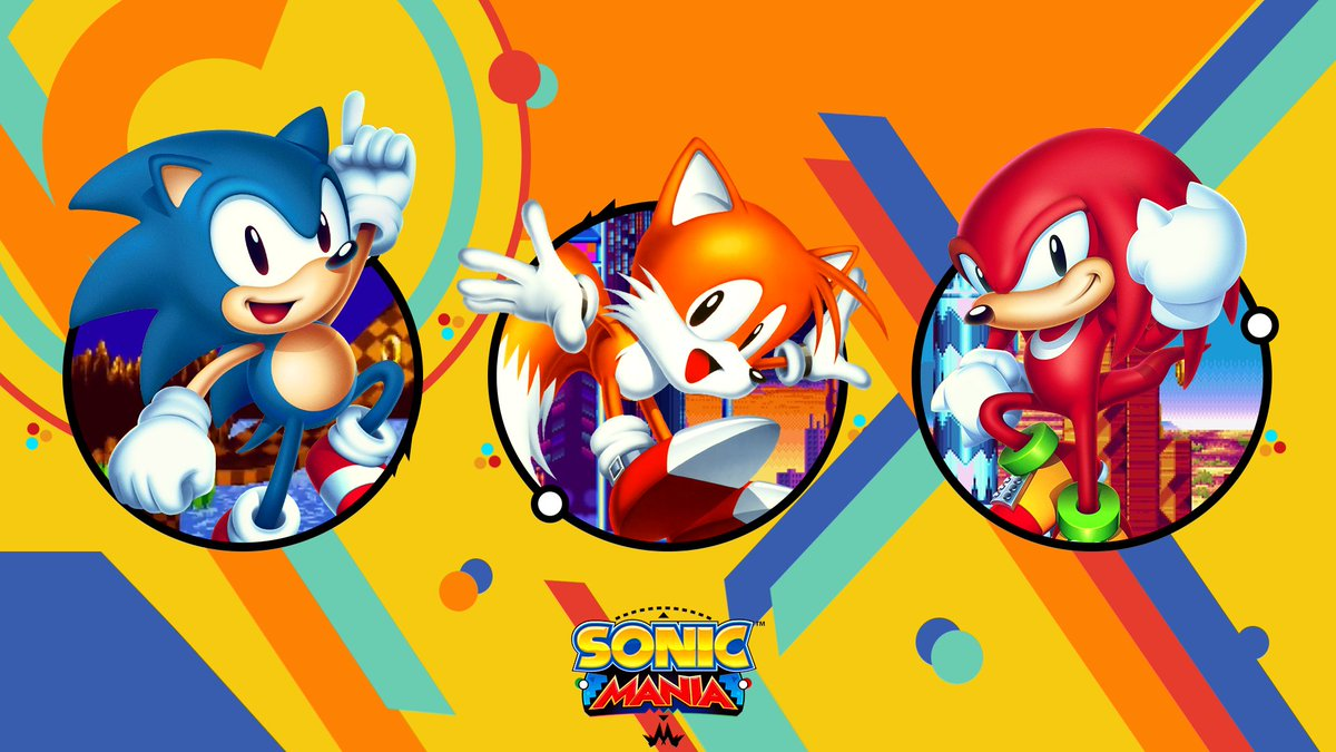 Sonic Mania Wallpapers 4k 1688843 Hd Wallpaper