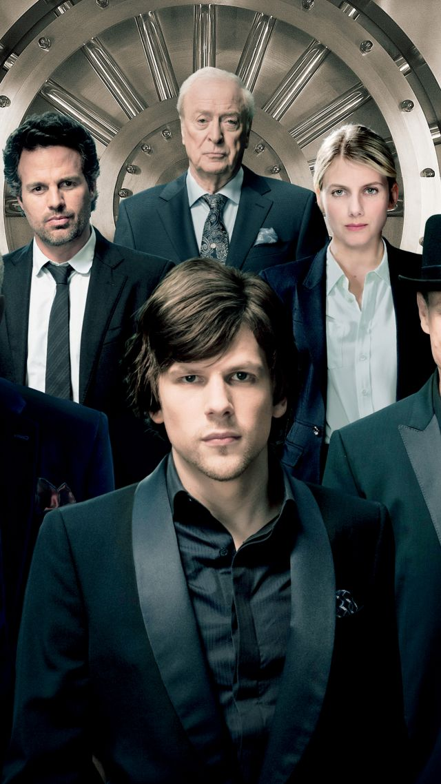 Best Now You See Me 2, Jesse Eisenberg, Woody Harrelson, - Now You See Me 1 , HD Wallpaper & Backgrounds