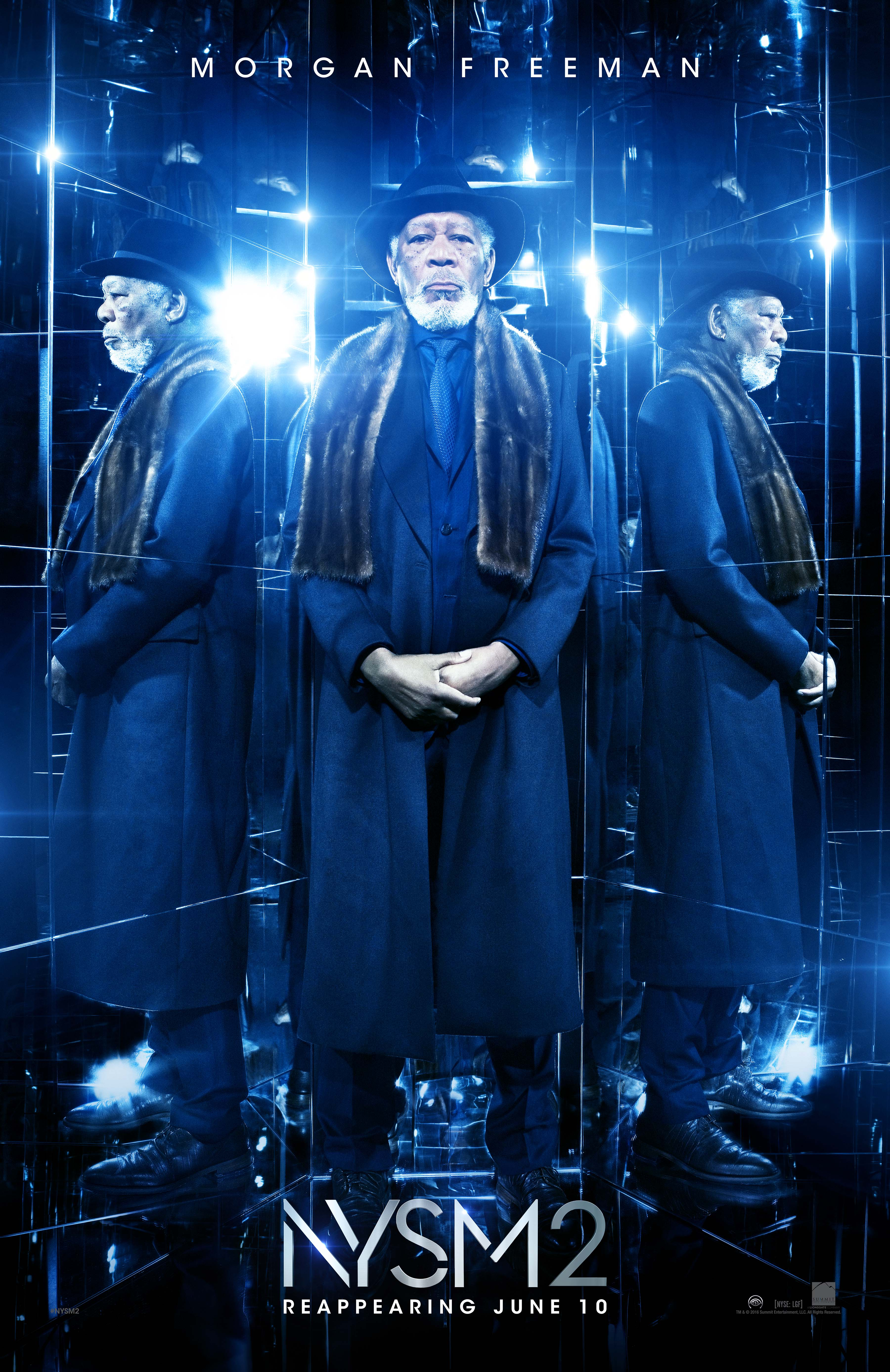 You Are On Page With Now You See Me - Now You See Me 2 Movie Poster , HD Wallpaper & Backgrounds