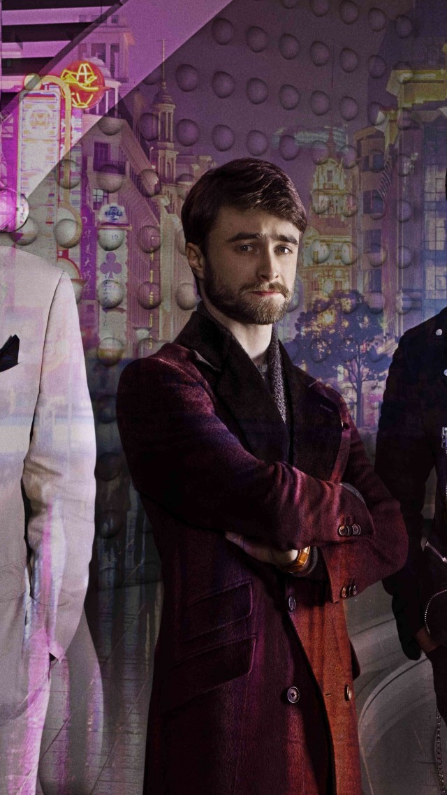 Now You See Me 2, Best Movies, Daniel Radcliffe - Daniel Radcliffe Role In Now You See Me 2 , HD Wallpaper & Backgrounds