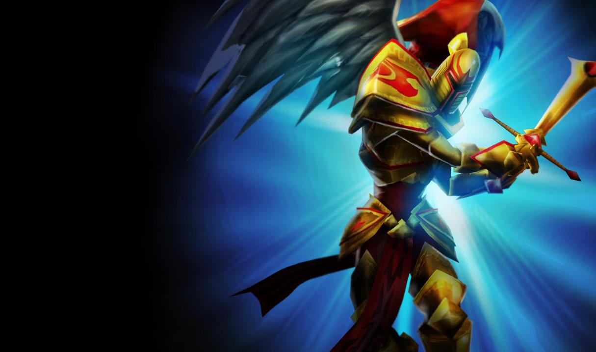 League Of Legends Old Art , HD Wallpaper & Backgrounds