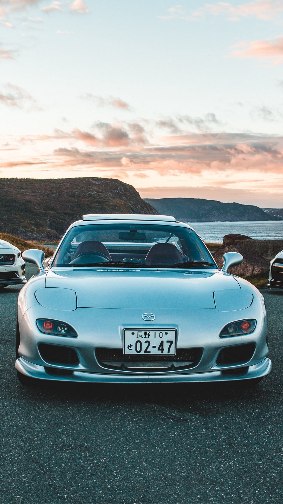 Wallpaper Mazda Rx 7 Mazda Cars Front View Mazda Rx 7 Wallpapers For Phone 1694080 Hd Wallpaper Backgrounds Download