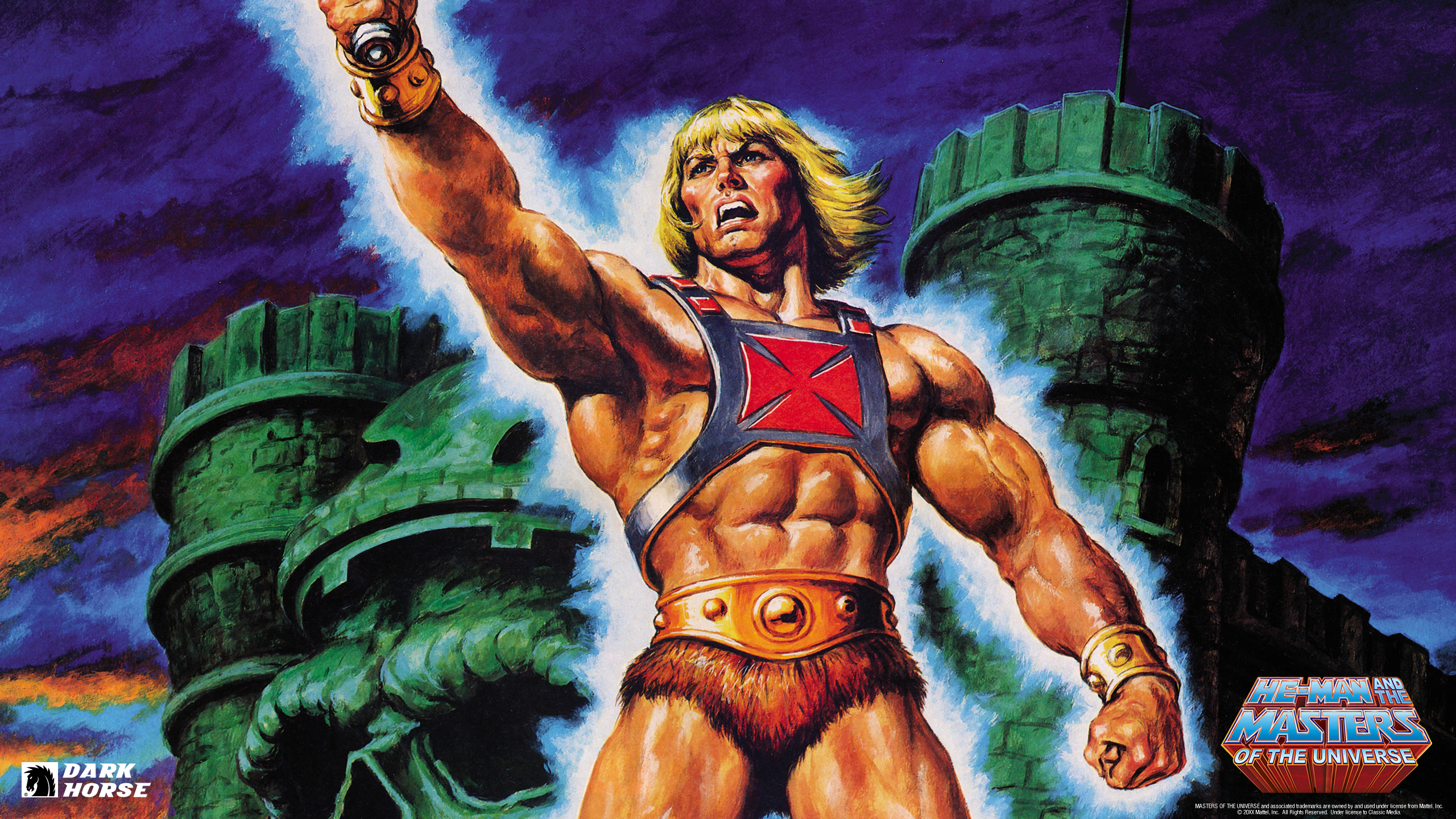 He Man And The Masters Of The Universe 1694916 Hd Wallpaper