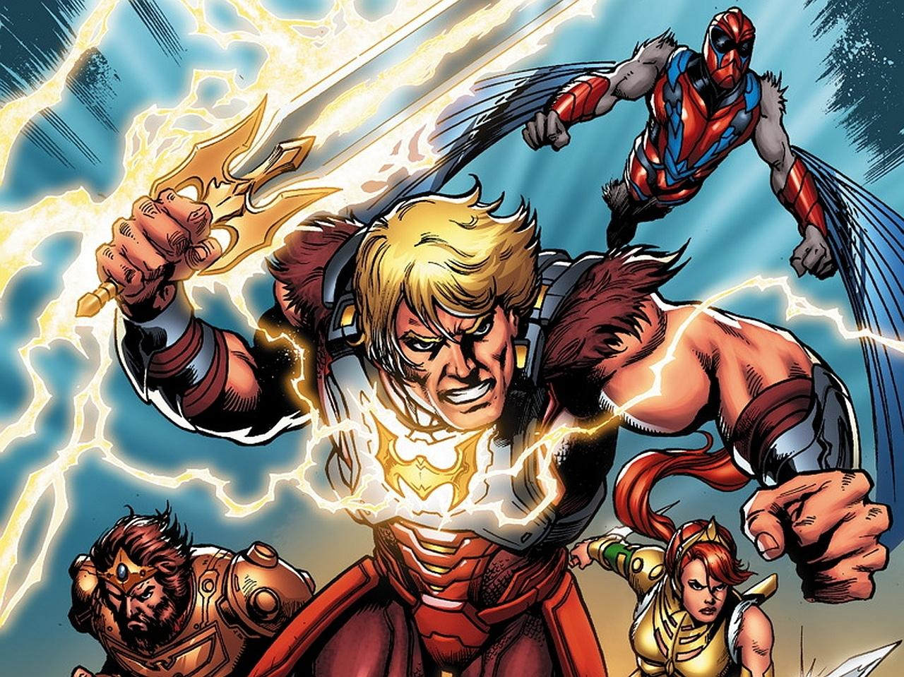 He Man And The Masters Of The Universe Download Wallpaper