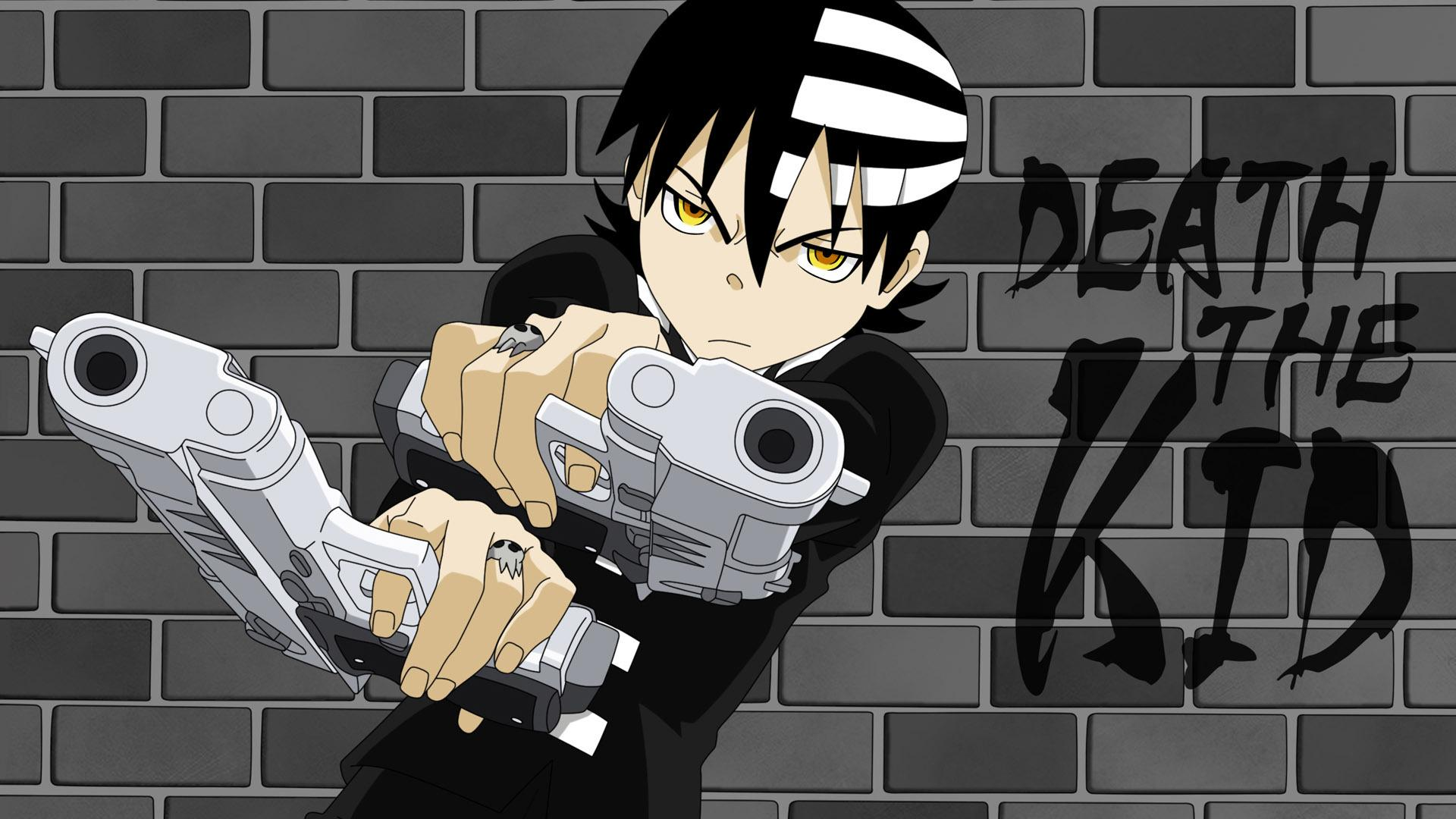 Death The Kid Soul Eater Death S Son 1695499 Hd Wallpaper