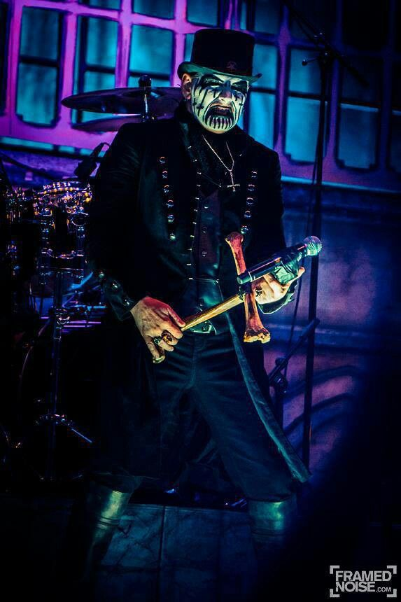 King Diamond Im Going To The Concert With My Husband