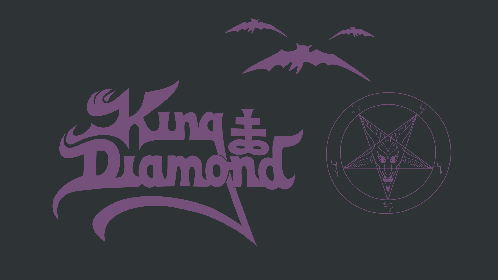 58 King Diamond Wallpapers On Wallpaperplay King Diamond Abigail