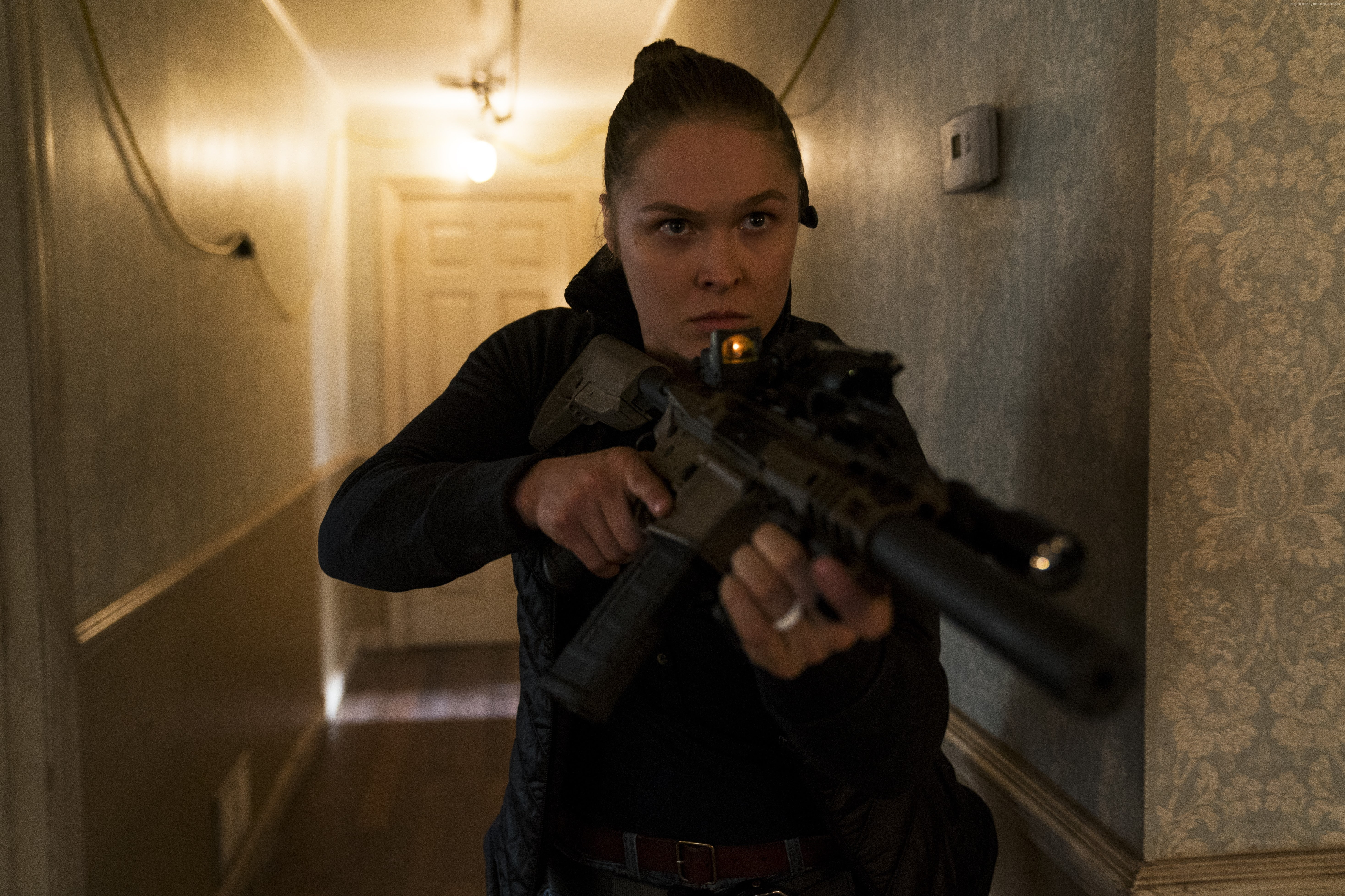 Ronda Rousey, 6k, Mile - Mile 22 , HD Wallpaper & Backgrounds