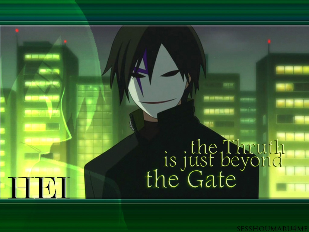 Hei Images Hei Hei Darker Than Black 1699744 Hd Wallpaper