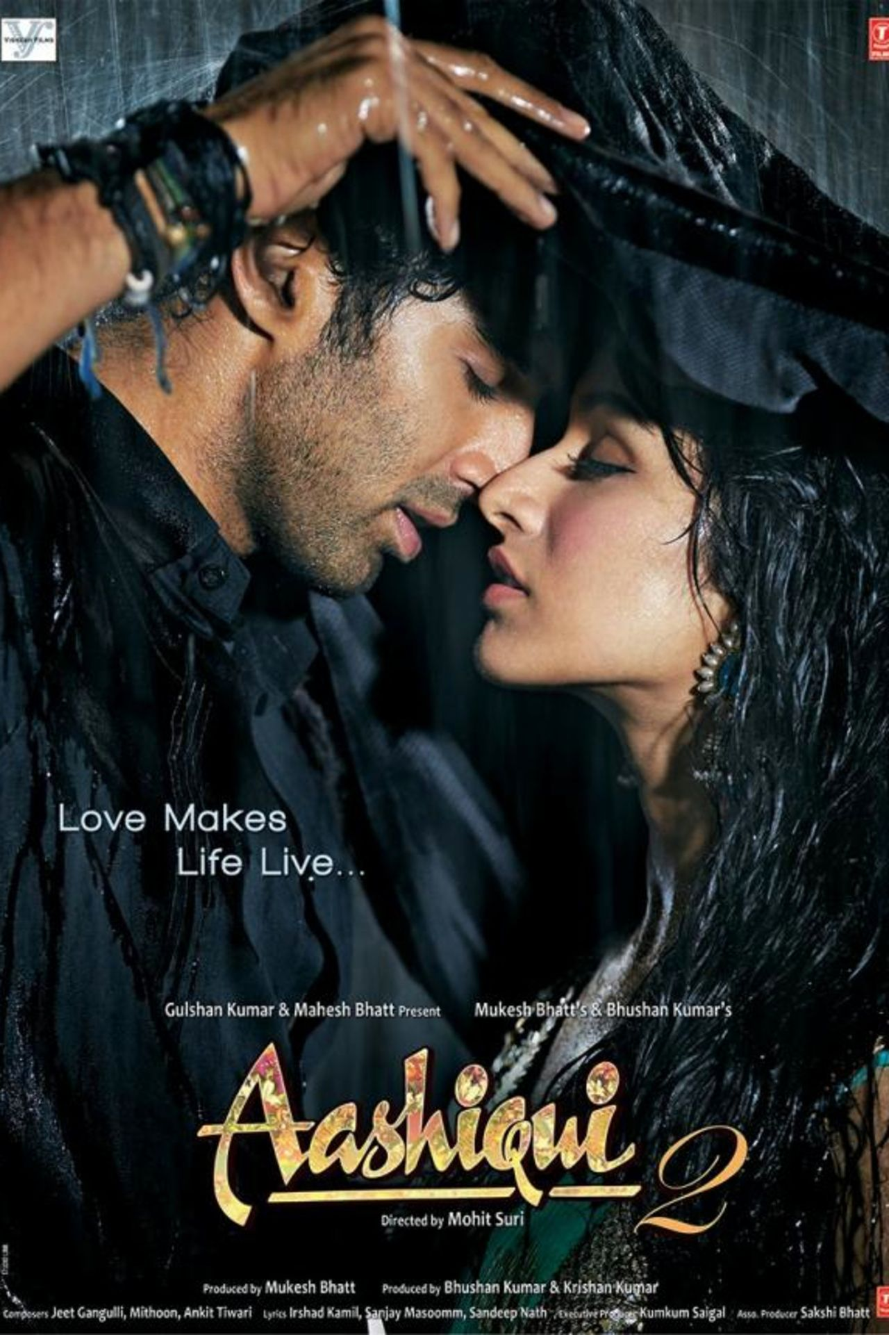 Aashiqui 2 Photos - Aashiqui 2 Movie Poster , HD Wallpaper & Backgrounds