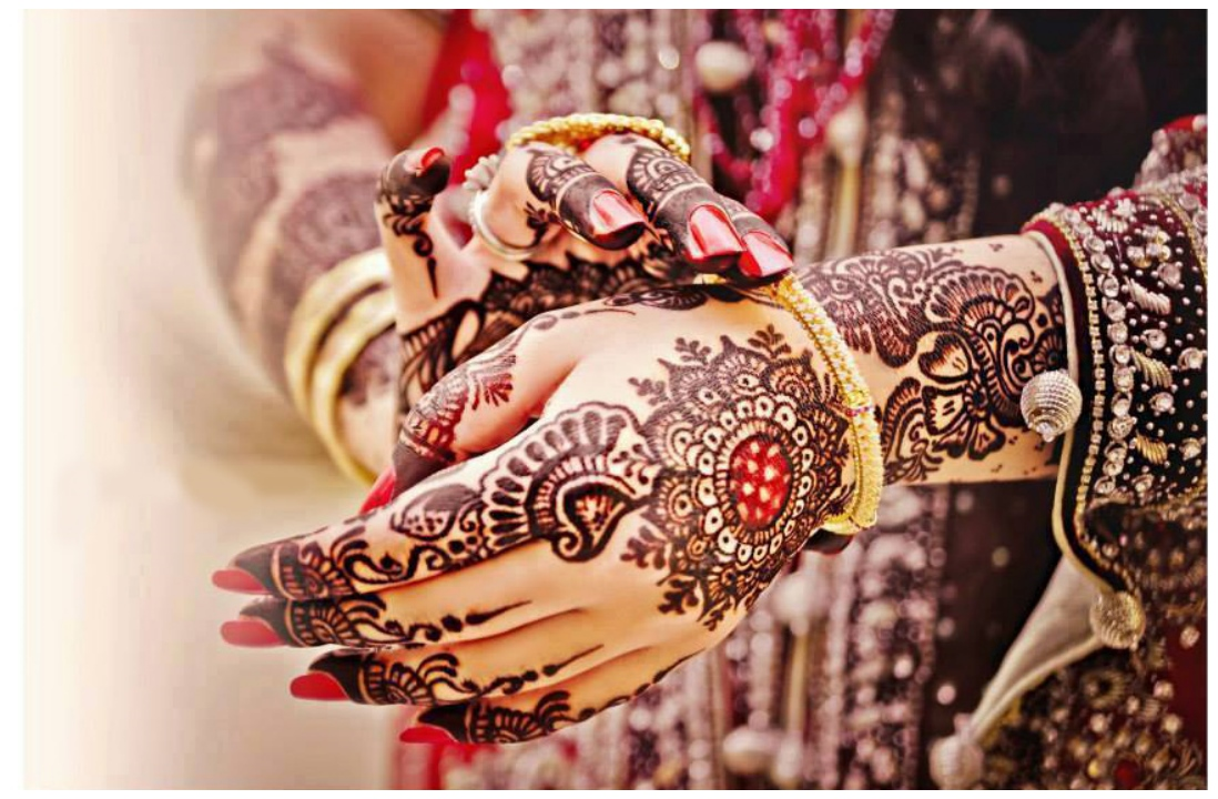 Images Of Mehndi Design Wallpapers - Mehndi Design And Hairstyle , HD Wallpaper & Backgrounds