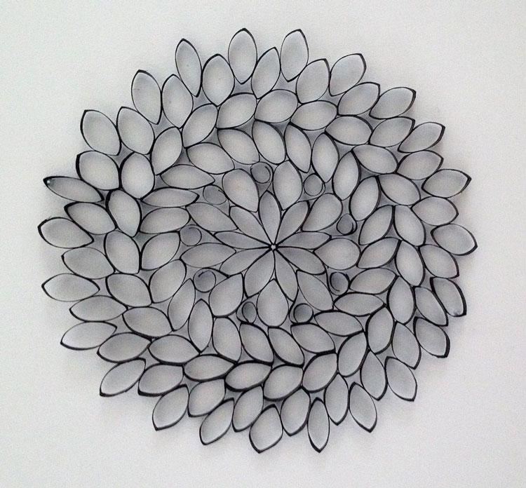 Hiasan Dinding Kamar Dari Kertas Origami Easy Toilet Paper Wall Art 170766 Hd Wallpaper Backgrounds Download