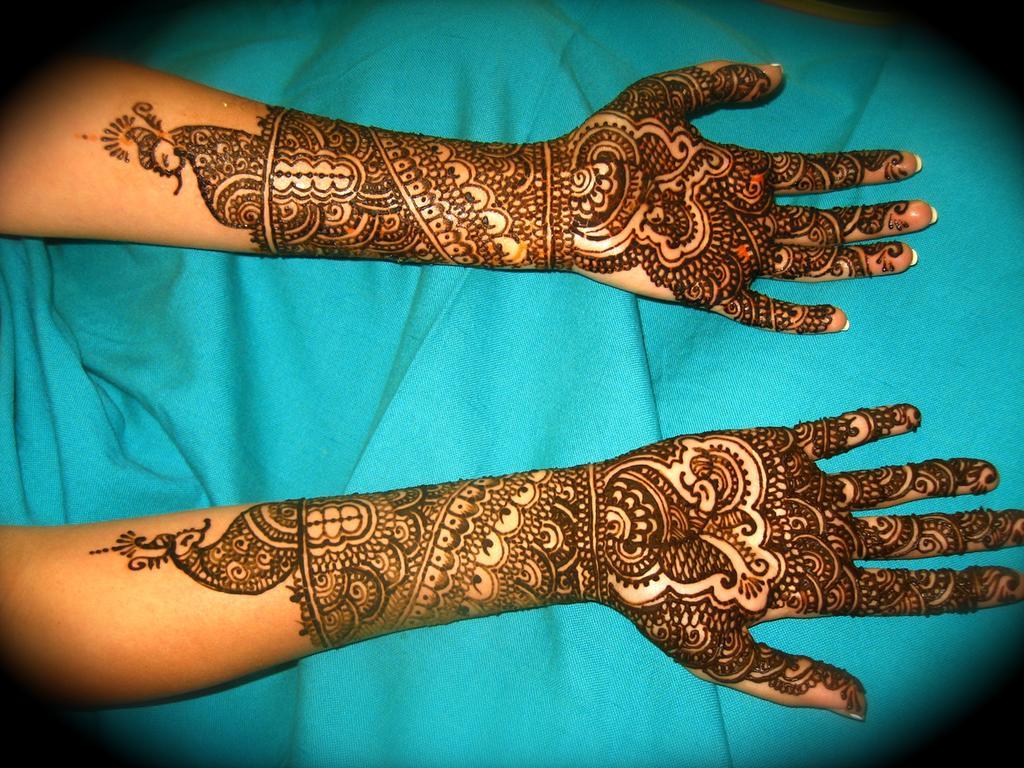 Mehndi Wallpapers - Bridal Mehndi Designs For Hands , HD Wallpaper & Backgrounds