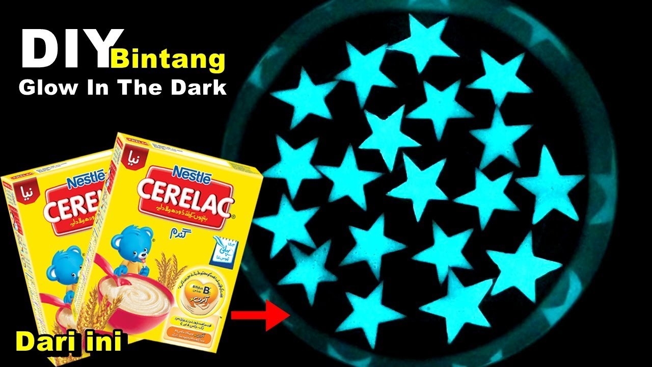 How To Make Sticker Glow In The Dark Wallpaper Room Circle