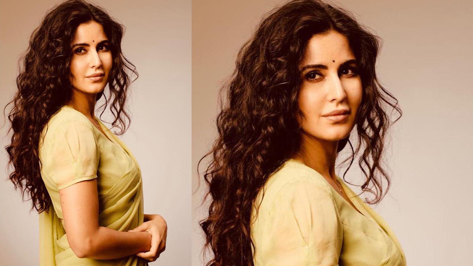 Katrina Kaif Looks Stunning In 'desi Avatar' In New - Salman Khan Bharat , HD Wallpaper & Backgrounds